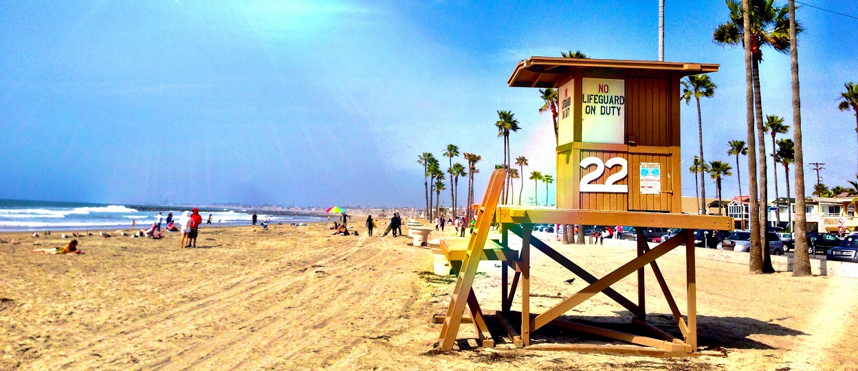 newport beach city image